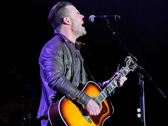 David Nail performed a free concert in Las Vegas on April 3, leading up to the ACM Awards. The concert took place at the LINQ, a new outdoor venue on the Las Vegas Strip. Thursday April 3, 2014, in Las Vegas, TN.