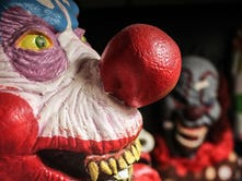 Face your fears: Clowns across Wisconsin