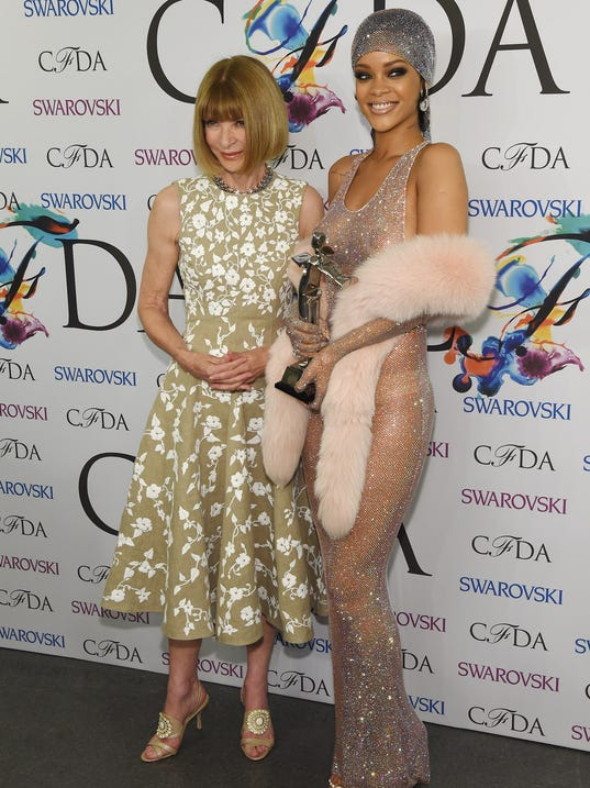 Five moments you missed at the CFDAs