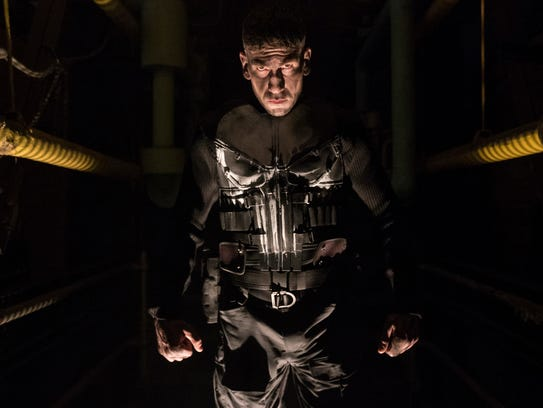 Jon Bernthal as Frank Castle/The Punisher on 'The Punisher.'