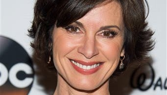 Elizabeth Vargas attends A Celebration of Barbara Walters at the Four Seasons Restaurant in New York. ABC News anchor Vargas has returned to a recovery center to be treated for alcohol dependency. The ?20/20? anchor said in an emailed statement Sunday, that she checked into a facility this weekend while on vacation.