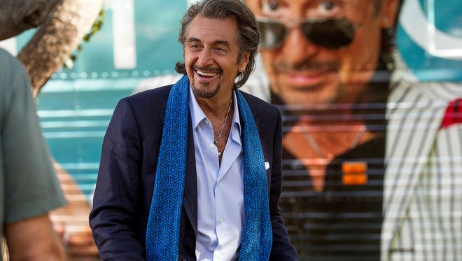 "Al Pacino gives a career-reviving performance in ""Danny Collins."""