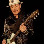 """There are very few bands my age that played at Woodstock that can bring it 100 times from what that was then,"" says Carlos Santana."