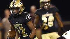Running back Dre Williams has high hopes for his 'last ride with Greer High'