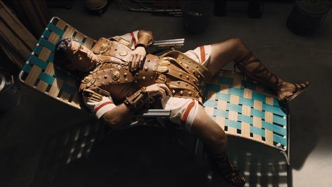 "George Clooney stars as Baird Whitlock in ""Hail, Caesar!"""