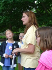 Each camp session is conducted by an Ohio state licensed teacher. The instructor of the first session, Julie Amrine, used to instruct at Terra Community College.