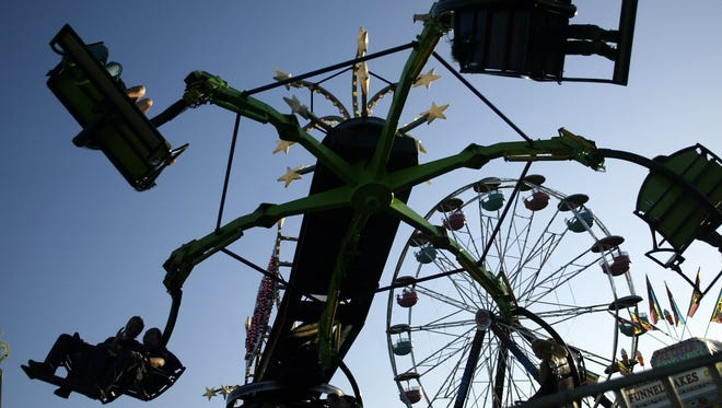 The Fair at Clarksville Speedway is back, with lots of entertainment, rides and family-fun lined up for this weekend.