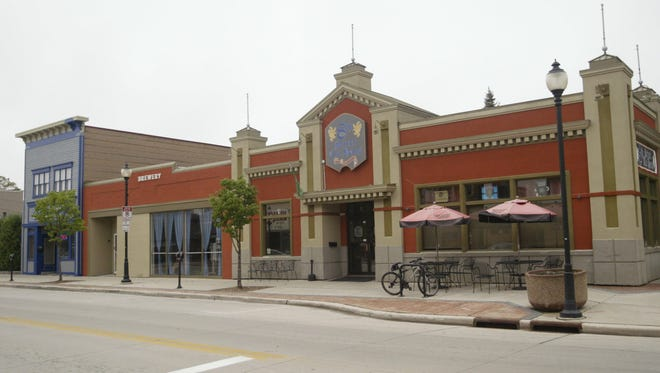 The 8th Street Ale Haus in downtown Sheboygan would like to expand its brewing operation and is now looking to acquire the neighboring Gaming Generations building.