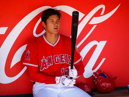 Japanese star Shohei Ohtani will get a chance to hit