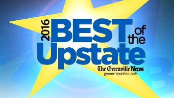 2016 Best of the Upstate