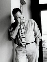 Before Robert St. John found his own voice, he borrowed form Davis Sedaris.