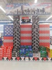 A photo of the controversial Panama City, Fla. Walmart