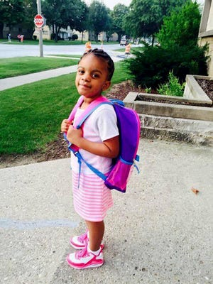 Rickyia Langham, a 5-year-old Milwaukee girl, was struck and killed by a hit-and-run driver.
