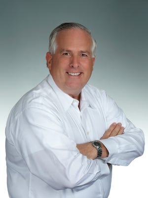 Michael O'Rourke is president-elect for the Marco Island Area Association of Realtors.