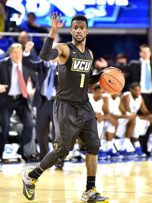 Dickson County native JeQuan Lewis will look to help the VCU Rams get back to the NCAA tournament.
