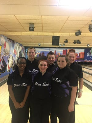 The Glen Este girls bowling team was ninth in the Division I state tournament out of 220 teams.