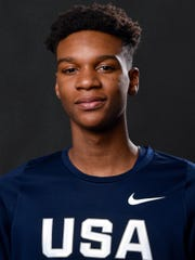 Isaiah Todd could be the No. 1 player in the 2020 class. (Photo: USA Basketball)