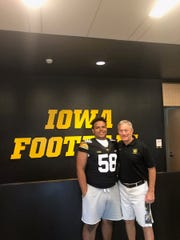 Noah Shannon committed to the Hawkeyes on Tuesday.