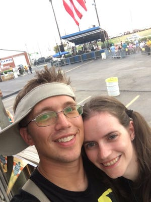 Couples who #nerd together, stay together! #spazmatics #nerdout #whiteandnerdy #datenight #relationshipgoals #friday #weekend #fun #vivacc