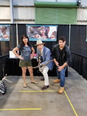 #VivaCC i hope you come back next comic con and i hope norman can come to corpus too