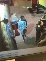 The person shown in this photo may have information