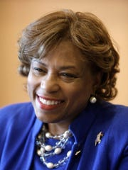 U.S. Rep. Brenda Lawrence, D-Southfield, is photographed