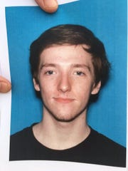 Brian Conroy, 19, is accused of killing his mother, Amber Lane, 36, of Palm Springs, in an early morning shooting in Palm Springs.