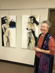 Jan Brown's work will be part of the Birmingham Society