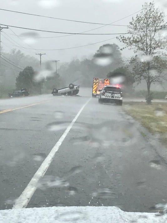 Buffalo Road crash