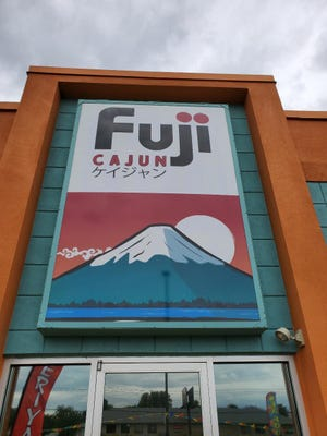 Fuji Cajun opened this week at 6566 E. Riverside Blvd., Loves Park, where Blazer's Southwest Grill had operated.
