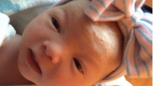 Lyla Marie Price, born January 20, 2016.