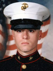 Lt. Cpl. Jesse Tracey, Bonnie Billet's son, died while on leave from the Marines in Cancun in 2005. Billet said she heard his voice shortly after his death, encouraging her to enter a local baking competition.