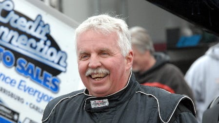 Fred Rahmer is the all-time leading winner of Lincoln Speedway openers with seven victories.