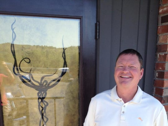 Curtis Worrall opened the first Whispering Vine Wine Co. in October 1998. Whispering Vine is the oldest wine store in Reno.