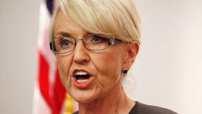 Gov. Brewer signed into law House Bill 2454 toughens penalties for trafficking adults for prostitution.