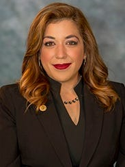 Port St. Lucie Councilwoman Jolien Caraballo is the