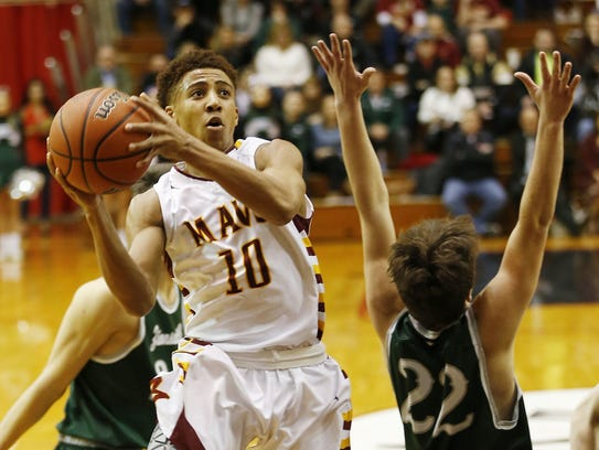 McCutcheon's Robert Phinisee is one of the top-rated