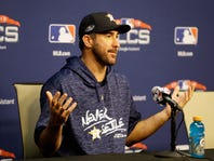 Ex-Detroit Tigers Justin Verlander, David Price face off in ALCS Game 5