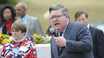 Henry Mabry, executive secretary of the Alabama Education Association, led the teachers' organization through a 2014 that saw disappointing election results for the AEA and internal disputes over finances.