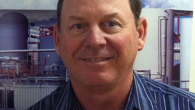 Curtis Wright, biotane fuels division manager at Imperial Western Products and chairman of the California Biodiesel Alliance.