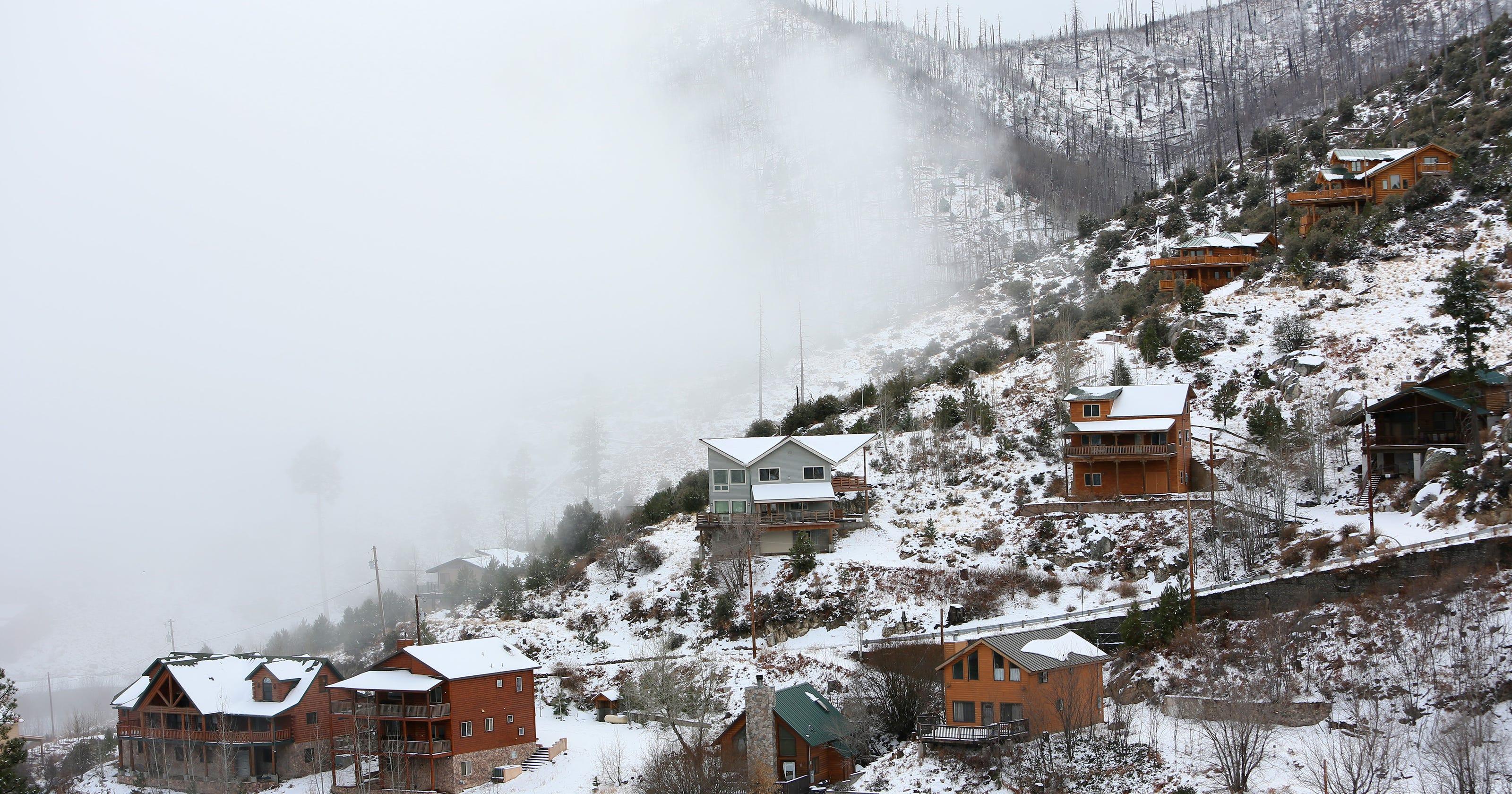 Arizona weather: Predictions show El Niño could bring wet ...