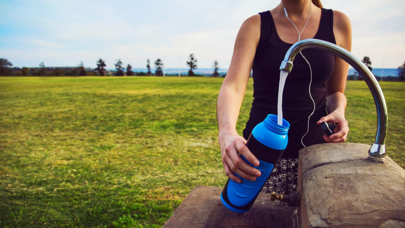 5 Tips For Your Water Bottle Not Getting Full Of Bacteria