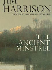 cover FAL 0619 Book Ancient Minstrel