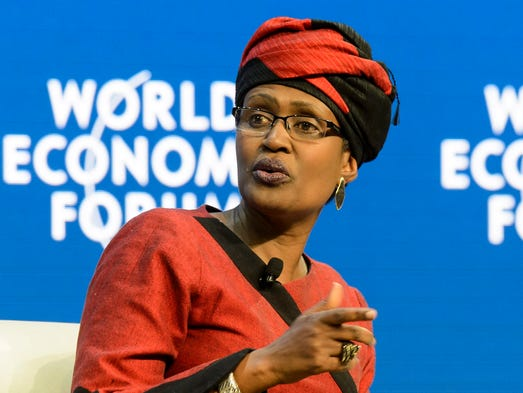 epa04581415 Winnie Byanyima, Executive Director of
