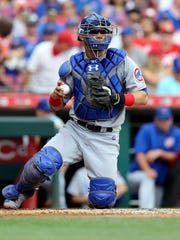 Willson Contreras earned his first All-Star Game appearance.