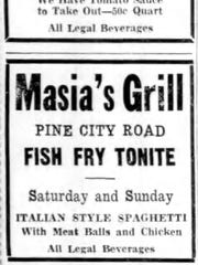 Ads from the Sept. 8, 1939, Star-Gazette.