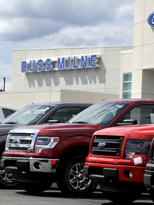 FILE-Trucks-on-dealer-lot