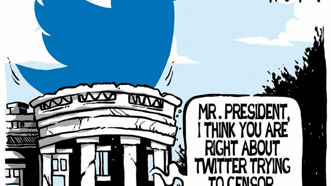 Joey Weatherford editorial cartoon0611 Fea Wea Twitter
