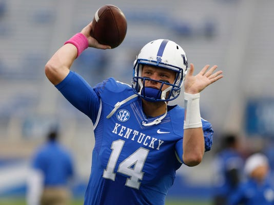 NCAA Football: UL Monroe at Kentucky