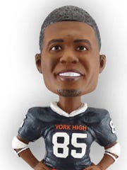 The York Revolution gave away a Chris Doleman bobblehead in 2016.